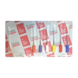 Ace manuale Protaper Dentsply SX S1 S2 F1 F2 F3, 21-31 mm