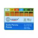 Conuri Gutta Percha .02 15-40, 120 buc
