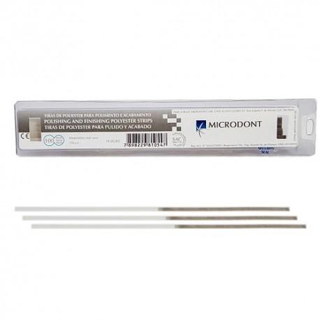 Benzi abrazive poliester - Microdont