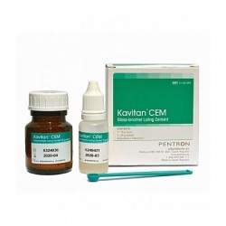 Ciment definitiv glass-ionomer auto, Kavitan Cem