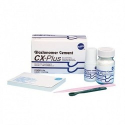 Ciment definitiv glass-ionomer, CX-Plus
