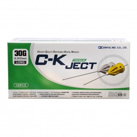 Ace anestezie C-K JECT 0,3x25 mm