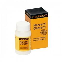 Ciment definitiv zinc fosfat, Harvard, 100g