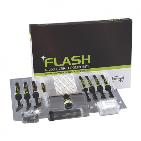 Kit compozit foto, Flash Nano, 6 seringi