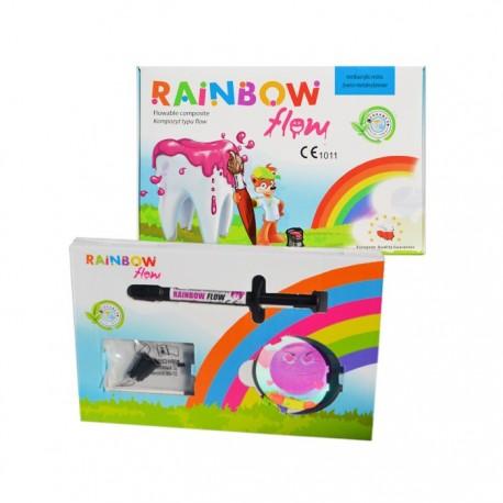 Compozit foto, Flow CK Rainbow Blue, 1 g