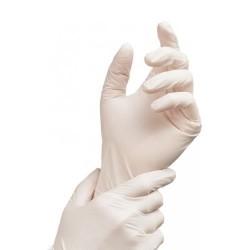 Manusi Comfort sterile cu talc, 6.5, 7, 7.5