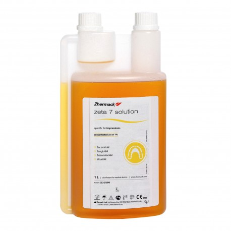 Dezinfectant amprente Zeta 7 Solution,  1L
