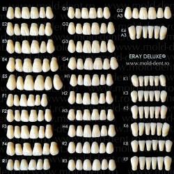 Garnituri de dinti Eray Deluxe acrilat