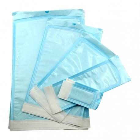 Pungi sterilizare autosigilante 60 x 100 mm, 200 bucati - Dr Mayer
