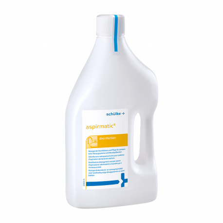 Dezinfectant sistem aspiratie Aspirmatic, 2 L