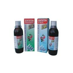 Apa de gura Dentaton 200 ml 0,12-0,2 % clorhexidina, 10+1 CADOU