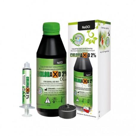 Hipoclorit de sodiu Chloraxid 2% 200 ml - Cerkamed