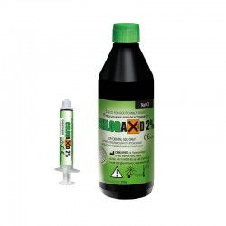 Hipoclorit de sodiu Chloraxid 2% 400 ml - Cerkamed
