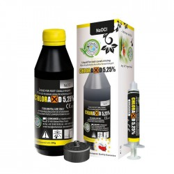 Hipoclorit de sodiu Chloraxid 5,25%, 200 g - Cerkamed
