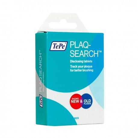 Indicator placa bacteriana PLAQ SEARCH, 10 buc - TePe