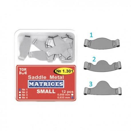 Matrici metalice tip sa, mici, 1301 - TOR VM
