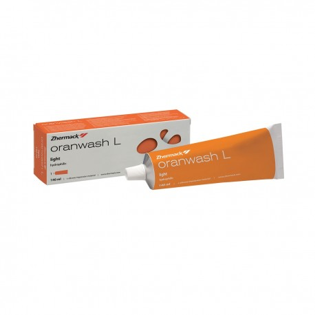 Oranwash L light 140 ml - Zhermack