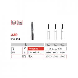 Freze extradure turbina 33R 012 - Diaswiss