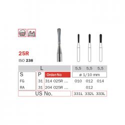 Freze extradure turbina 25R - Diaswiss