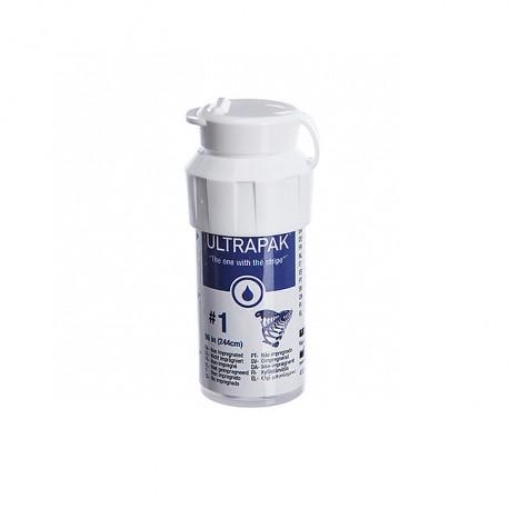 Fir retractie neimpregnat Ultrapak 1 albastru - Ultradent