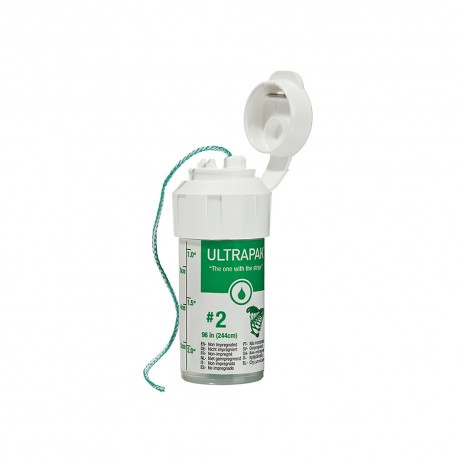 Fir retractie neimpregnat Ultrapak 2 verde - Ultradent