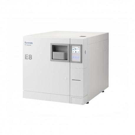 Autoclav sterilizare cabinet stomatologic clasa B 24L E8 - Euronda